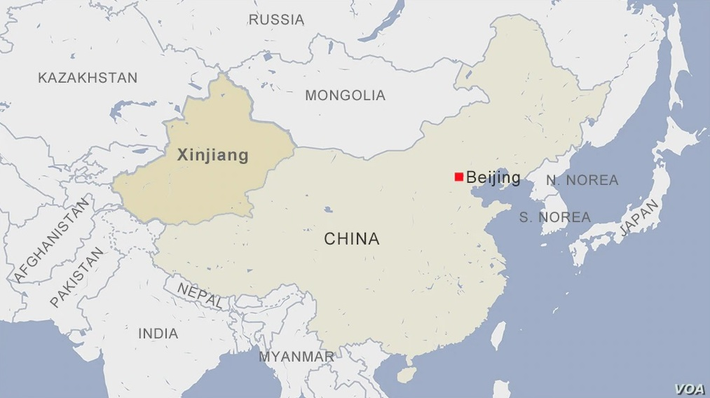 https://www.voanews.com/east-asia-pacific/quake-causes-damage-injuries-chinas-xinjiang-region